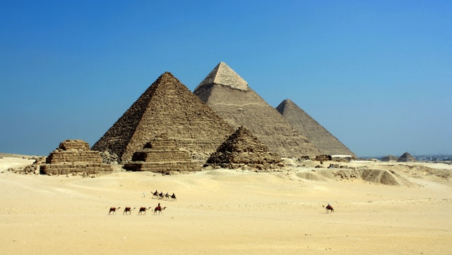 Kondomer uppfanns i Egypten